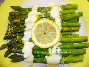 Easy sauce recipes for asparagus