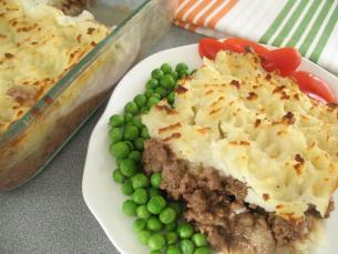 Shepherds Pie Start Cooking