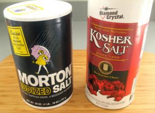 what does kosher salt mean what is kosher salt and why all the hype gt start cooking 281