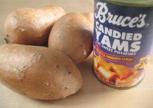 Sweet Potato Casserole Start Cooking