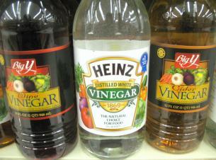 Types Of Vinegars Start Cooking