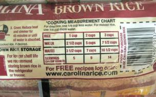 How to cook brown rice start cooking how to cook brown rice ccuart Images