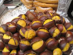 When I Saw Fresh Chestnuts At The Grocery Thought It Would Be Great To Roast Some Home For Startcooking Comparison Sake Bought A Jar Of