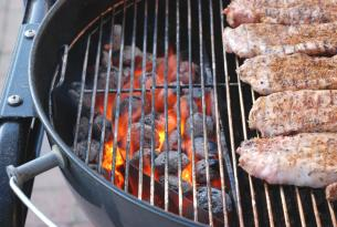 Charcoal Barbeque