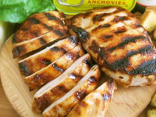 Grilled Chicken – Indoors!