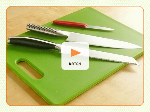 good kitchen knives